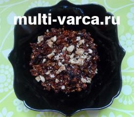 Простой, вкусный и полезный десерт в мультиварке
