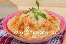Хумус в мультиварке