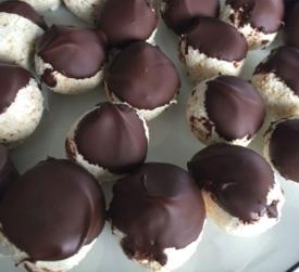 Шоколадные сырники в мультиварке