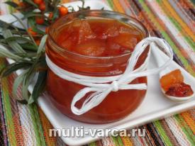 Как сварить вкусное густое и жидкое варенье из  яблок на зиму