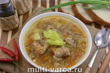 Как приготовить вкусный суп с лососем в мультиварке