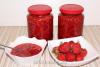 Как приготовить вкусную клубнику перетертую с сахаром на зиму