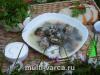 Щавелевый суп с фрикадельками в мультиварке