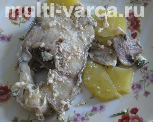 Голубцы с грибами и рыбой: рецепт с фото, как приготовить | 400x500