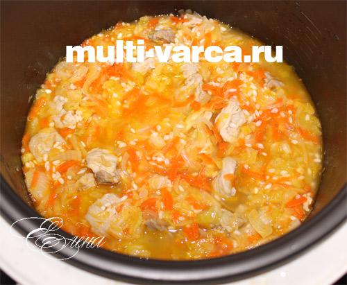 Неделя рецептов десертов с рисом - с 14 по 20 июля