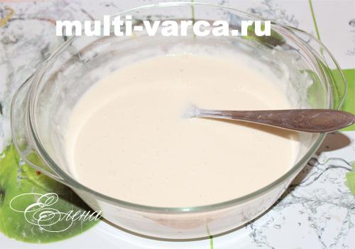 капустный пирог в мультиварке панасоник рецепт с фото