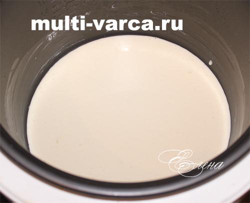 рецепт приготовления мясного пирога с капустой в мультиварке